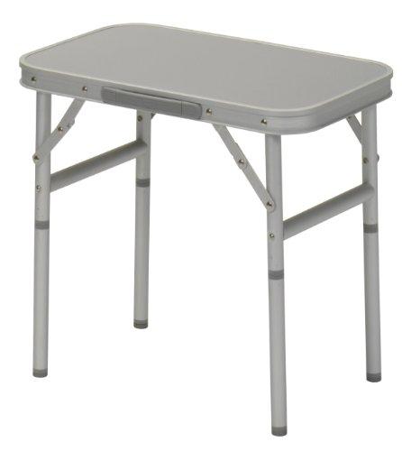 Campart ta 0782 alu campingtisch koffertisch klapptisch for Table pliante petit espace